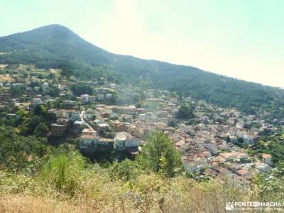 Cascadas Gavilanes,Garganta Chorro;Mijares;rutas alrededores de madrid felipe ii y el escorial la pe